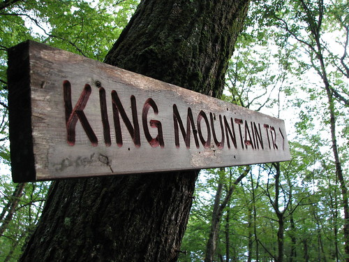 King Mountain Trail