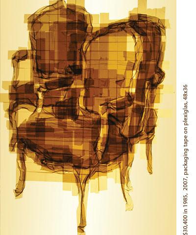 Mobiliário por Mark Khaisman