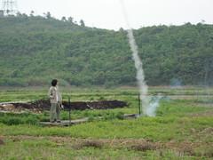 Epic Fireworks - There it Goes (EpicFireworks) Tags: china firework testing rocket pyro qualitycontrol flashpowder epicfireworks