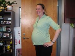 IMG_3811 (drjeeeol) Tags: jill pregnant belly triplets pregnacy 2712weeks