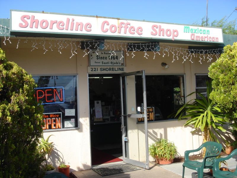 Shoreline Coffee Shop