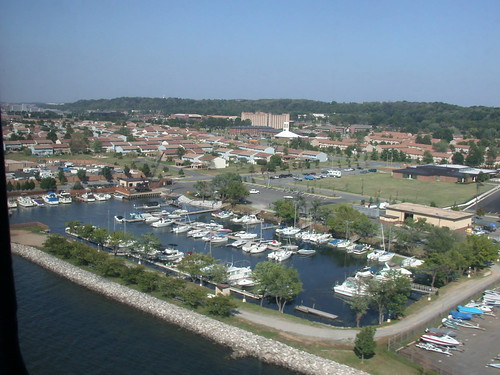 Anacostia Naval Station · Bolling Air Force Base