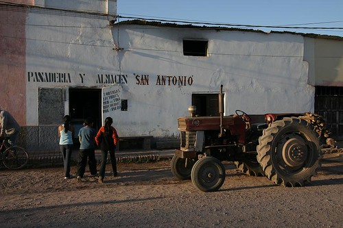 La Viña Village, south of Salta.