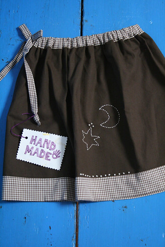 Moon & Star skirt