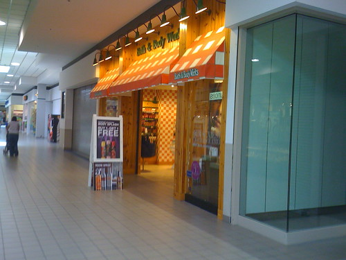 Bath & Body Works, Staunton Mall, Staunton, VA