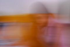 evanescente presenza (max - iogenovese) Tags: portrait orange woman blur home girl casa nikon ghost experiment genoa genova presence chiara fantasma evanescence mosso d80 ghesemmu ilovemypics flickrlovers maxlapiccolacasa iogenovese