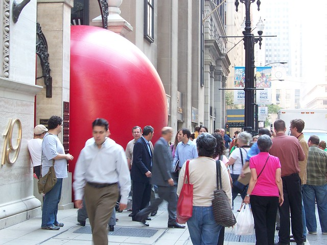 Redball Project @ Chicago 2008