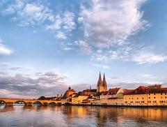 Regensburg (Steve Daggar) Tags: germany bavaria regensburg hdr top20bavaria top20bavaria20 fotocompetition fotocompetitionbronze