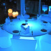 Ex Illuminated Table - Illuminated Furniture Hire