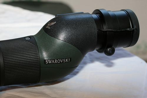 Swarovski 80 STS HD Spotting Scope