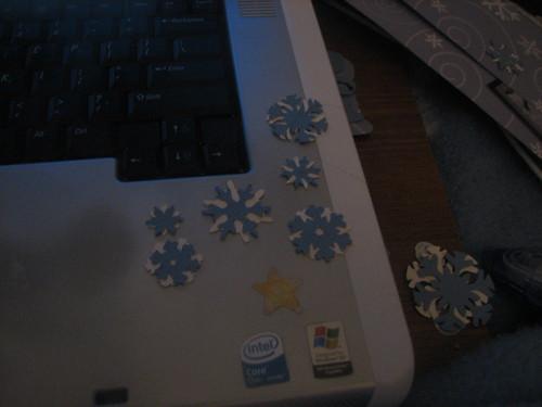 My Snowflakes