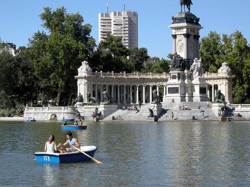 馬德里公園 Parque de Madrid