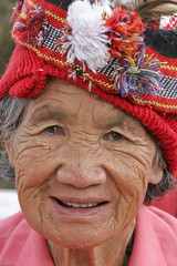 Igorot woman (Mr. Matt 24) Tags: old 20d canon eos women philippines elderly baguio weathered filipina wrinkles igorot