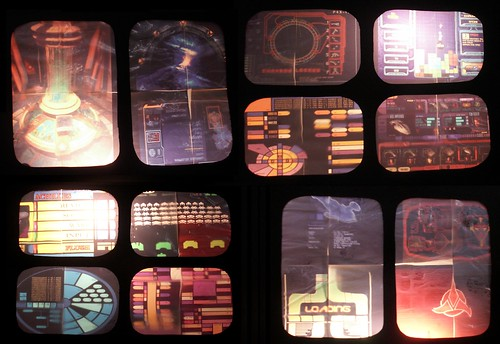 Sci-Fi Times TV, Achilles Viewscreens