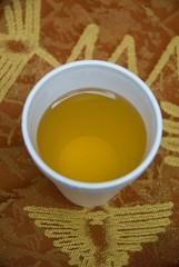 coca tea cup