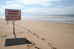 Nudisme  La Tranche sur mer (juthem) Tags: nudisme