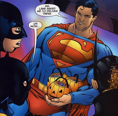 DC Universe Halloween 1 (by senses working overtime)