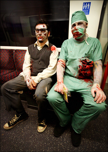Zombie Commute by by Andrew :-)