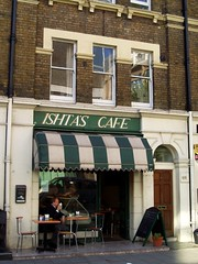 Picture of Ishta's Cafe, W1T 4JH