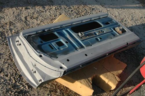 sandblasting doors 3