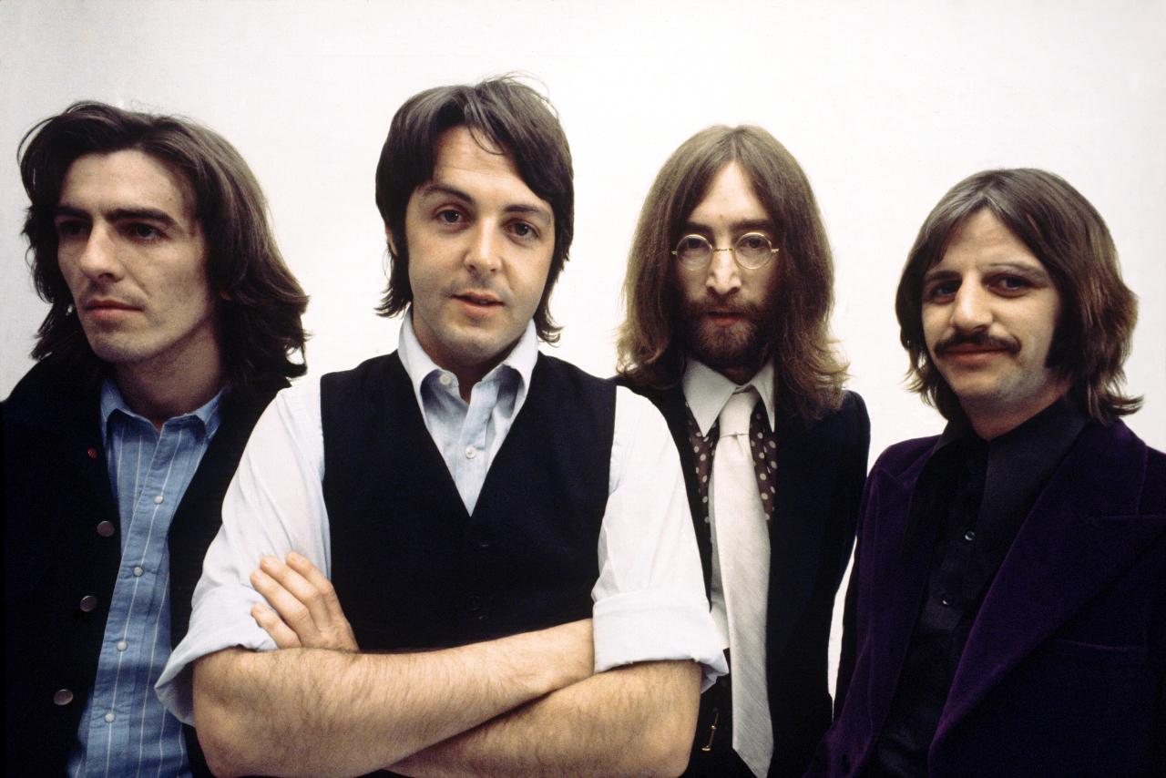 The Beatles fotos hd