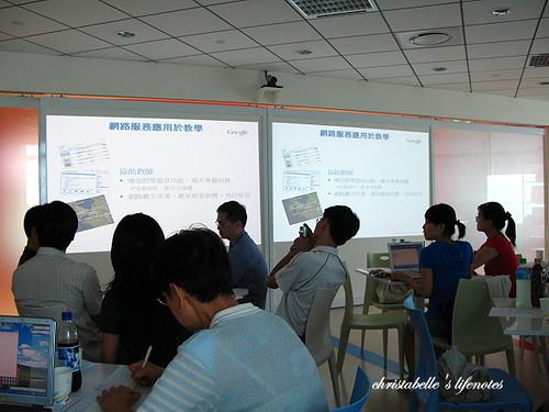 google科技鮮師體驗營