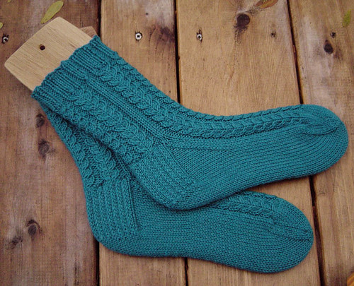 Sock #20 (52 Sock Challenge)