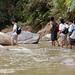1st stream crossing