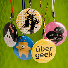 NEW Button Charms (jnhkrawczyk) Tags: shop pull drive key pin phone flash cell charm ring chain badge button zipper thumb etsy chapas pinback barrelofmonkeys sillymonkey jillnhamiltonkrawczyk 125inch