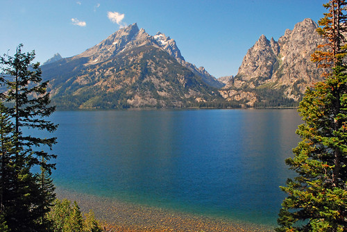 Jenny Lake, Grand Teton National Park - 0038b