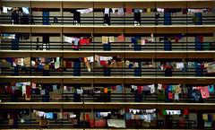 College Life (AdamCohn) Tags: accra students laundry legon universityofghana dormitories ghana westafrica college adamcohn httpwwwadamcohncom dorms university housing