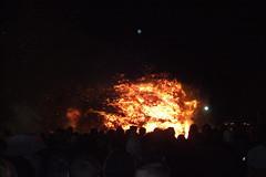 Brockham Bonfire 2008 #15 (finkangel) Tags: geotagged fire fireworks guyfawkes firework location surrey bonfire gps 2008 geotag bonfirenight fireworksnight november5th brockham yahoomaps brockhambonfire gpslocation onmap brockhambonfire2008