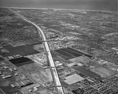 Santa Ana River, Dec. 23, 1974 (Orange County Archives) Tags: california history historical powerplant southerncalifornia orangecounty costamesa huntingtonbeach fountainvalley santaanariver orangecountyarchives orangecountyhistory