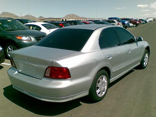 2003 galant