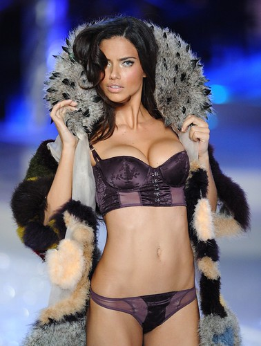 Adriana Lima - Victoria's Secret Fashion Show 2008