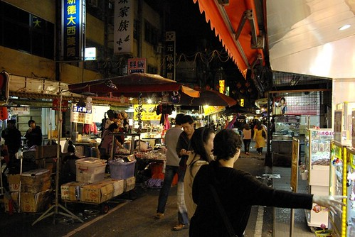 Night market, Taipei, Taiwan