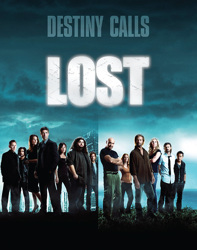 Official Lost Season 5 Poster by Yong Hwee.