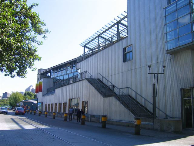 ECIAD's design building