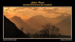 2008-11 SONNENUNTERGANG AM HEUBERG 006 (Albert ☺ bognerart.eu) Tags: november sunset mountain alps salzburg berg alpes geotagged austria iso200 photo österreich tramonto foto sonnenuntergang pentax albert pôrdosol alpen montaña 2008 alpi montagna ocaso montanha autriche cordillera aut gebirge mountainrange cordilheira oesterreich salisburgo untersberg salzburgo heuberg tele1 bogner salzbourg cordillère stadtberg áustria landsalzburg k100d kalkalpen ev15 pentaxk100d smcpentaxda50200mmf456ed gebirgszug albertbogner bognerart geo4813 untersbergmassiv geo478131 artmemberssalzburg estadodesalzburgo salisburghese stateofsalzburg landdesalzbourg colors000000 berchtesgadeneralpen catenamontuosa 200811 rgb1209050 1014ºc gnigl sonnenuntergangamheuberg geo47821308 200811sonnenuntergangamheuberg geo47817761308172