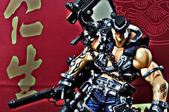 Peacemaker 3 (yockgen) Tags: toys collections peacemaker kaiyodo