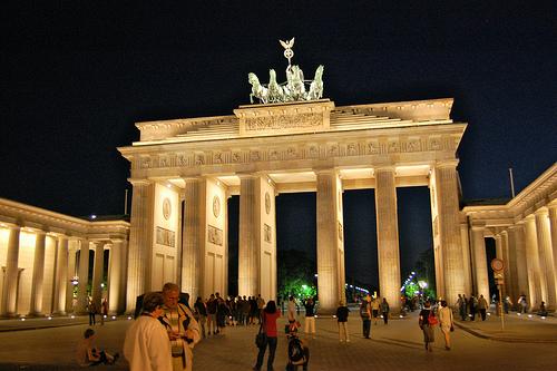 La città di Berlino