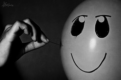 "295\365   so weak to be real (""Anwaar) Tags: white black girl face smiling project real photography this eyes break sad im photos lol balloon like it arabic smiley when be end need forever feeling taking sick seem honestly gonna kuwaiti weak sadfeeling quot i 295365 goldstaraward"