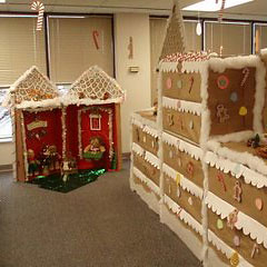 Decorating your office for christmas Decorations Ideas Christmas Office Decoration Shopletcom Christmas In Your Office Shoplet Blog