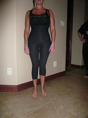 B.N. wearing Marena ComfortWear compression body suit (marenausa) Tags: beauty surgery plastic compression health garments marena
