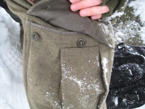 Wool Pants  Cargo Pocket 14936b61f