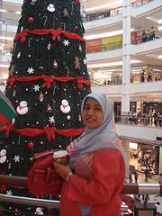 tall tall xmas tree
