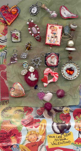 Romancing the Charms Swap Received