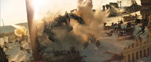 Transformers 2 trailer The Fallen