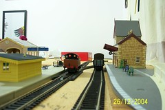 Model Railroad - When I had the time and a life (Rio-X) Tags: hobby ho oo hornby modelrailroad modeltrains hoscale toytrains ooscale hornbymodeltrains britishmodelrailroad newbymodelrailroad