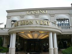 Casino Lyon vert / Казино Лион вер